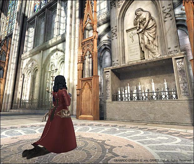 기도하는 로라